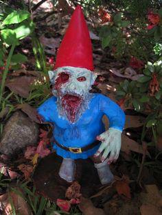 I need a gnome zombie!