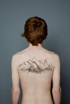 BuzzFeed list of nature tattoos.