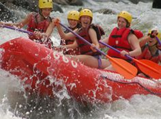 If you want to have fun outdoors, there are plenty of adventures waiting for you not far from campus.