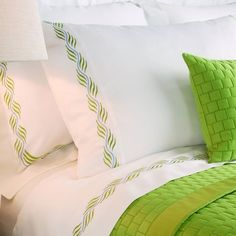 I pinned this Sateen Embroidered Sheet Set from the Spring Awakening event at Joss and Main!