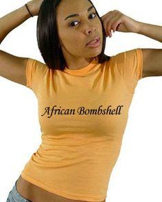 #African Bombshell