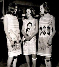 1960s Beatles Dresses beatl dress