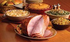 Baked Ham with Maple-Cherry Glaze | Safeway
