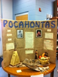 Reading Fair Projects
