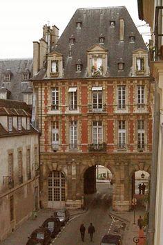 La Place des Vosges, #Marais #paris