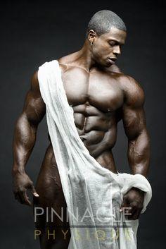 HOT BLACK MEN: S