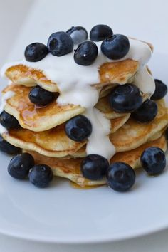 Czech Crepes with Berries and Cream