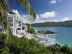 Propriedade de férias em Magens Bay