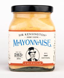 Sir Kensington Enters the Mayo Market