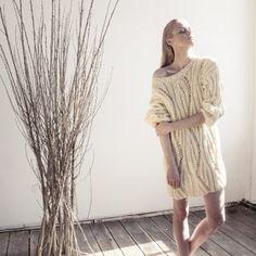 Sweter oversize | DUD.ZIN.SKA