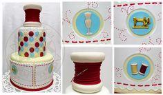 cupcak, button parti, cake pop, lalaloopsi parti, bolo costura, crafti parti, alta costura, costura fashion, eat cake