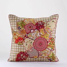 Vintage Floral Throw Pillow | World Market