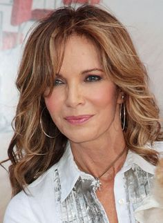 """Jacklyn Smith - in my opinion the most beautiful of the """"Angels"""" and still ravishing."""