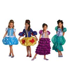 Dress up as your favorite Disney Princess with fun costumes & accessories.
