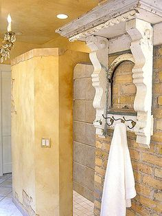 Architectural Salvage - corbels