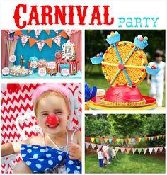 carnival Party- SOOO cute!!