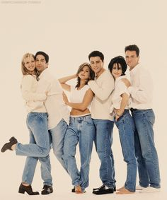 F.R.I.E.N.D.S BEST SHOW EVER!