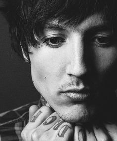 Oliver Sykes of Bring Me the Horizon  ♥