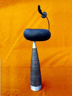 Lamp by Cheick Diallo, from Mali to France #africa #design