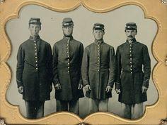 Union recruits,