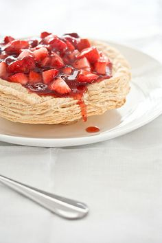strawberry pie..