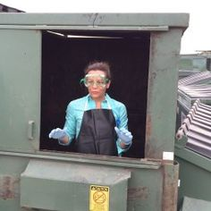 """Dumpster Project - <300 sq ft first saw this on """"Two Broke Girls"""" didn't realize people were actually designing these"""