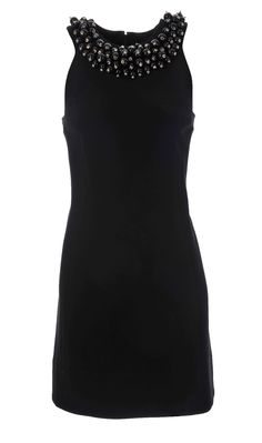 Stunning Black DVF CeeCee Dress - available at Stanwells.com