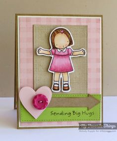A Paper Melody: MFT'S June Release Countdown Day 2 - Sending Hugs
