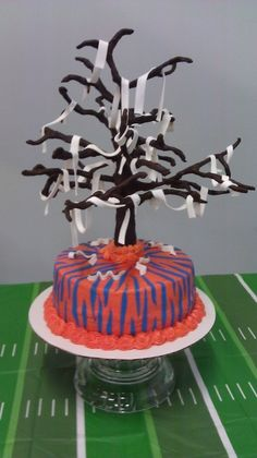 Auburn University  By Homemadecelebrations on CakeCentral.com