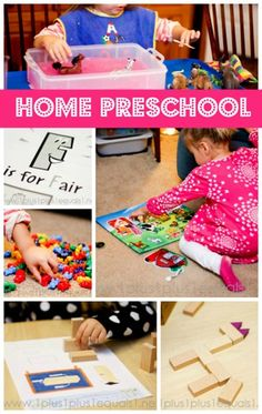 Home #Preschool ~ Learning with Ladybug {All By Myself Boxes, Spielgaben, Messy Play, Integrity Time}