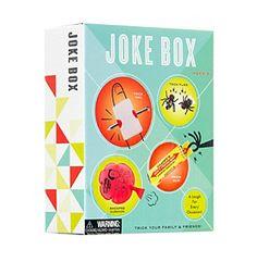 Stocking Stuffers Classic Box of Jokes Set