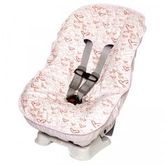 Toddler Car Seat Cover from Mio Mio