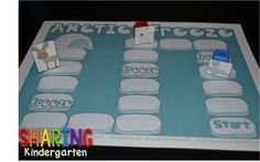Sharing Kindergarten: Check out this true and false game all about arctic and antarctic animals