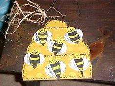 Six Be's Hive