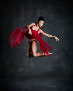 Ying Xin, The Martha Graham Dance Company - © NYCDance Project