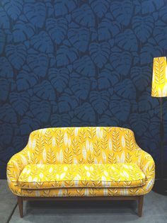 Brand new prints from London-based mother-daughter company MissPrint; as seen at Maison & Objet.