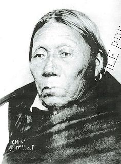 Esa Rosa (aka White Wolf), brother-in-law of Tabananica - Kwahadi Comanche - no date