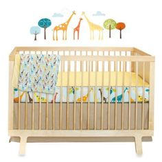 SKIP*HOP® Giraffe Safari Crib Bedding Collection - buybuyBaby.com