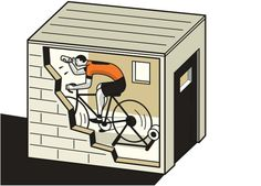 Inside Job: Indoor Cycling Tips and Workouts. Make the most of your training time when you're stuck indoors.