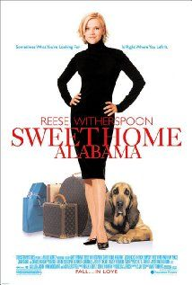 "324 Days-Romantic Films:Till Valentine's:...""SWEET HOME ALABAMA""....  Andy Tenant directs 1 of his many Rom-Com Films. Gives  Social Class differences a funny face. 'LOVE STORY Ad SOUTHERN COMFORT'  Chimes in a level below Hitch, but manages to hit all the right notes. Good Acting saves the south, starting w/ Reese Witherspoon to a cameo by Patrick Dempsey. Rings up Lynrd Skynyrd song at least 3X's.  QT: ""You can't ride two horses with one ass, sugarbean.""  http://www.imdb.com/title/tt0256415/"