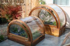 unique greenhouse