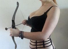 Love this! :-) Curvy bra blogger Miss Shapen presents the Bravengers! Hawkeye