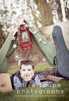 Make an a frame tent photo prop...a DIY tutorial.