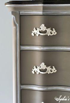 Sophia's: Glaze Craze - Tips for Glazing Furniture