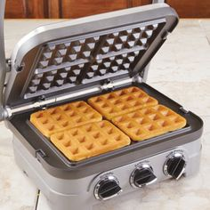 Shop Cuisinart Griddler Waffle Plates at CHEFS. NEED this!!!!