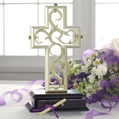 uniti cross, idea, daywedding2, ceremoni centerpiec, weddings, brides, crosses, big, ceremoni uniti