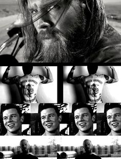 Ryan Hurst Tattoos | Ryan Hurst - Sons Of Anarchy Fan Art (20538015) - Fanpop fanclubs