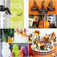 Halloween Creative Ideas at TidyMom.net