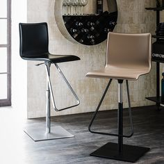 Toto stool by Cattel