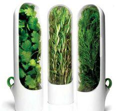 Herb Saver Pods
